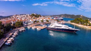 Insula Skiathos - Grecia